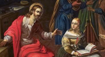 Agir importa menos que orar? O que podemos concluir do caso de Marta e Maria
