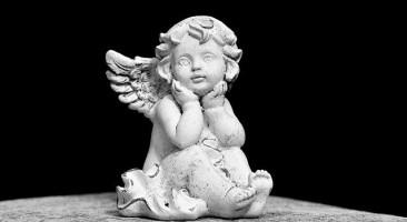 As crianças que morrem se tornam anjos?