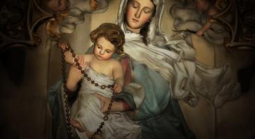 Em Maria se cumpre a promessa