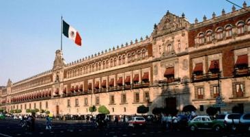 Francisco será o primeiro Papa a visitar o Palácio Nacional do México