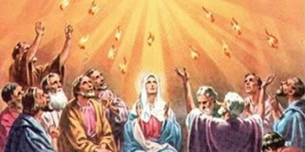 Enviai o vosso Espírito, Senhor, e da terra toda a face renovai