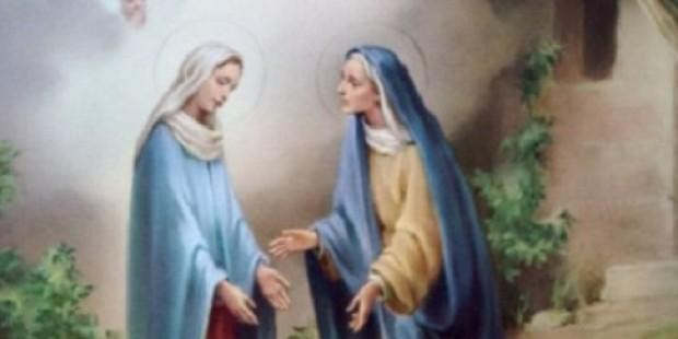 A Visitação de Nossa Senhora