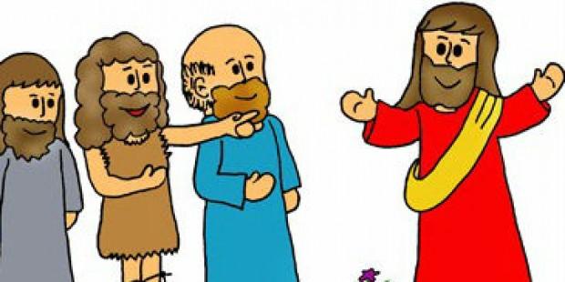 Vamos anunciar Jesus como fez o precursor João Batista