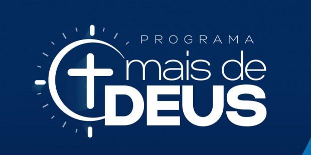 Mais de Deus - 12/08/19