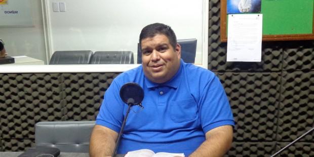 07/12 - Pe. Márcio Macedo Guimarães