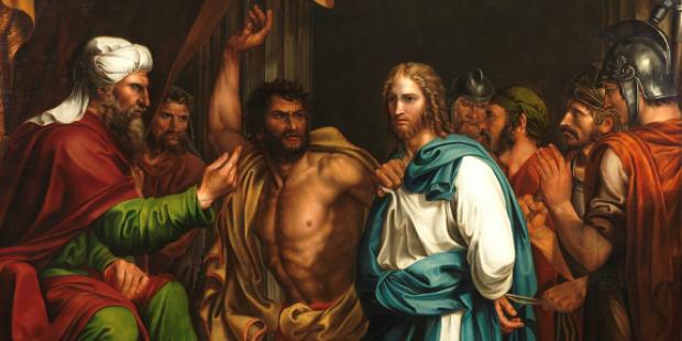Quaresma - A prisão de Jesus